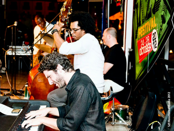 Suriname Jazz Festival - 2012