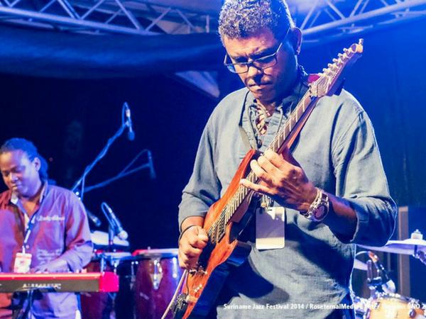 Suriname Jazz Festival - 2014