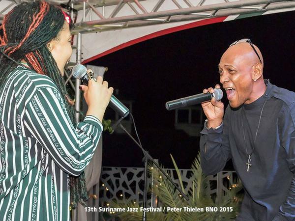 Suriname Jazz Festival - 2015