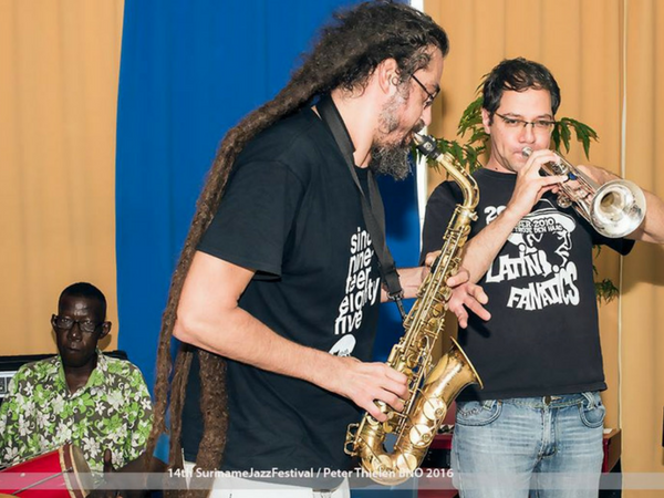 Suriname Jazz Festival - 2016