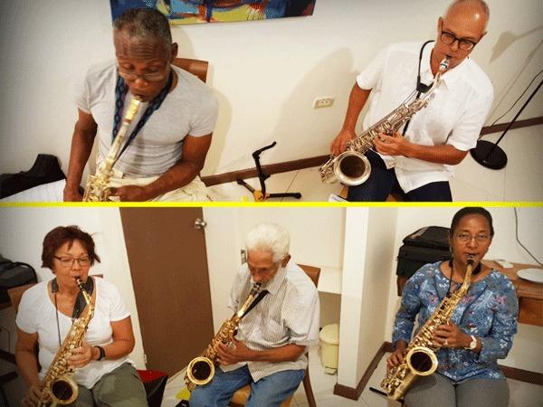 Sax Quintet