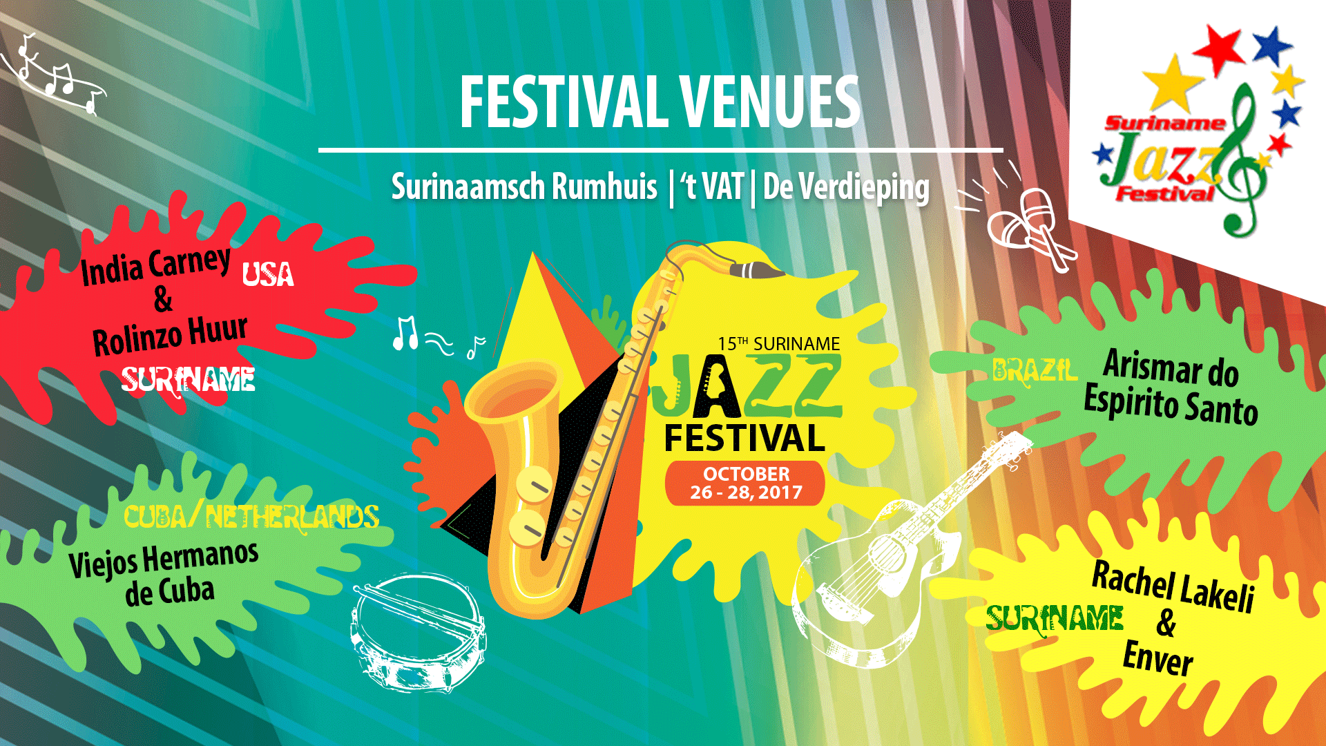 Suriname Jazz